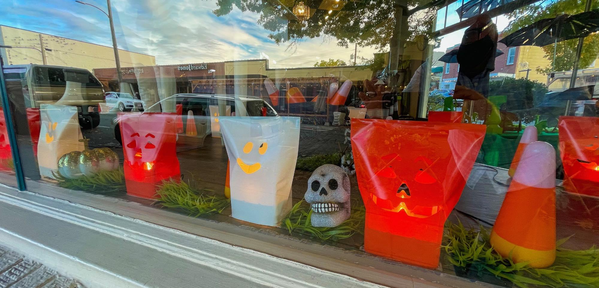 Halloween in Downtown Edmonds